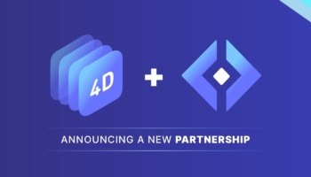 DeepSee and 4D logos